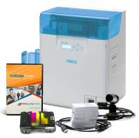 Nisca PR-C201 Dual Sided Photo ID System