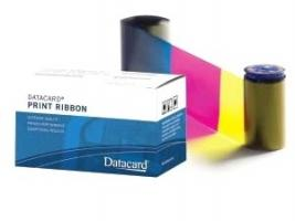 Datacard Color Ribbon - YMCKT-KT - 300 prints