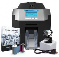 ScreenCheck SC6500 Single-Sided Photo ID System