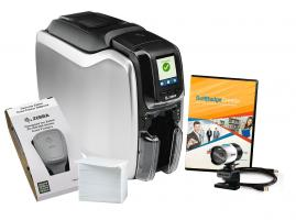 Zebra ZC300 Photo ID System