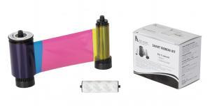 IDP Smart Full Color Ribbon - YMCKO - 250 prints