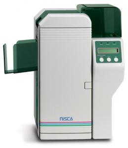 NiSCA PR5350 Dual Sided ID Card Printer PR5350