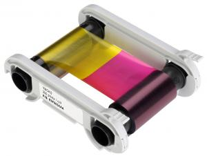 Evolis Full Color Ribbon for the Zenius - YMCKO - 200 Prints