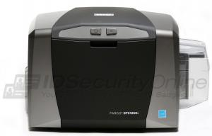 Fargo DTC1250e Single Sided ID Card Printer