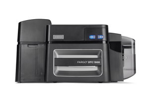 Fargo DTC1500 Single Sided ID Card Printer