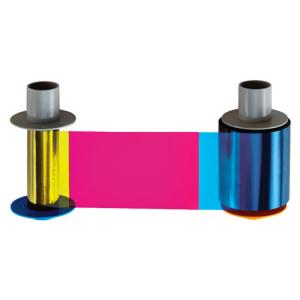 Fargo HDP5600 Color Ribbon - YMCK - 500 prints
