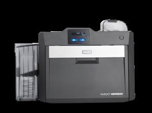 Fargo HDP6600 Retransfer Single Sided ID Card Printer