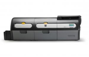 Zebra ZXP Series 7 Dual Sided ID Card Printer with Single-Sided Lamination