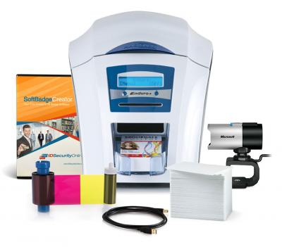 Magicard Enduro 3E Single Sided ID Card System
