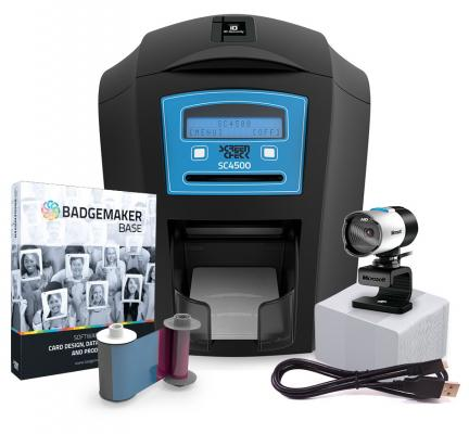 ScreenCheck SC4500 Single-Sided Photo ID System