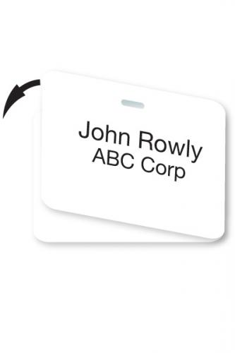 Laser Double-Sided Cardbadge  - Blank - 167 Sheets/3-Up