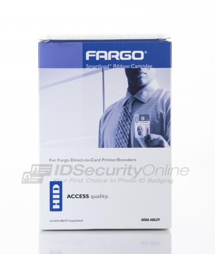 Fargo Full Color Ribbon - YMCKOK - 200 Prints