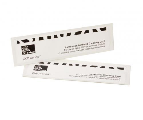 Zebra ZXP Series 8 Laminator Cleaning Kit (includes 12- laminator