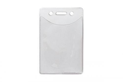 Anti-Print Transfer Badge Holder, Data/Credit Card Size