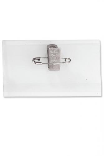 Name Tag Holder with Pin/Clip Combo