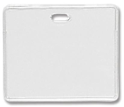 Vinyl Horizontal Proximity Card Holder