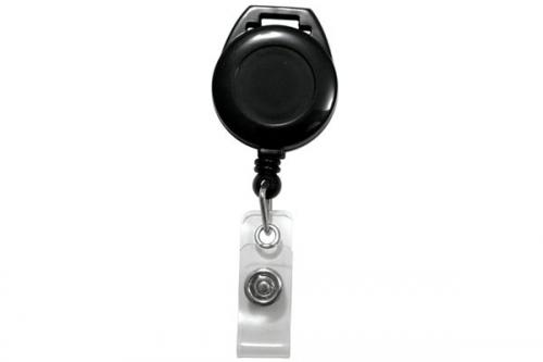 Lanyard Badge Reel with Clear Vinyl Strap