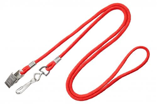 Open Ended Lanyard with Swivel Hook
