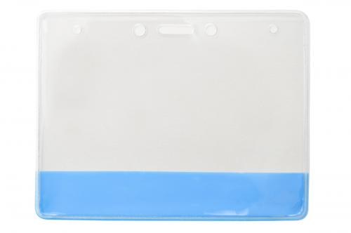 Vinyl Holder with Translucent Colored Bar