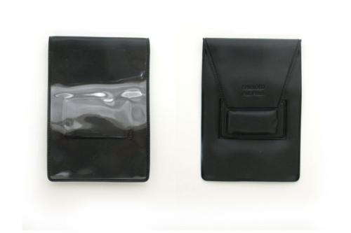 Single Pocket Vertical Holder - Credit Card Size