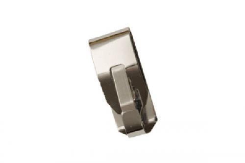 Metal Id Holder For Belts