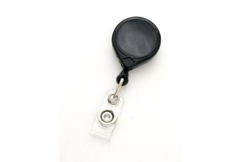 Classic Mini-Bak Badge Holder Reel Id With Strap And Slide Clip