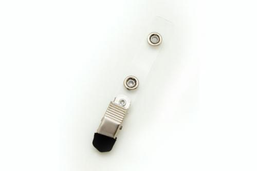 Vinyl Coated Strap Clip