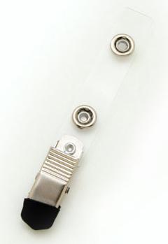 Vinyl Coated Strap Clip