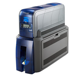 Datacard SD460 Dual Sided ID Card Printer with Dual Sided Lamination - ISO Magnetic Encoder