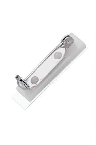 Pressure-Sensitive Nickel-Plated Steel Bar Pin, 1