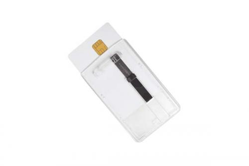 Vertical Smart Card Holder with Slide Ejectors