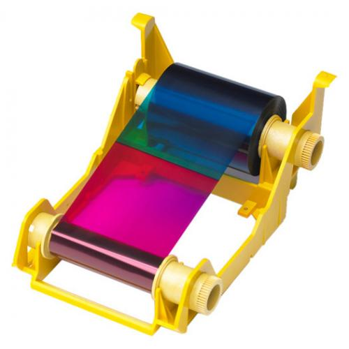Zebra ZXP Series 3 Full Color Ribbon YMCKOK- 230 Prints