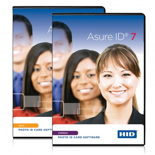 Upgrade from Asure ID Solo 7 to Express 7