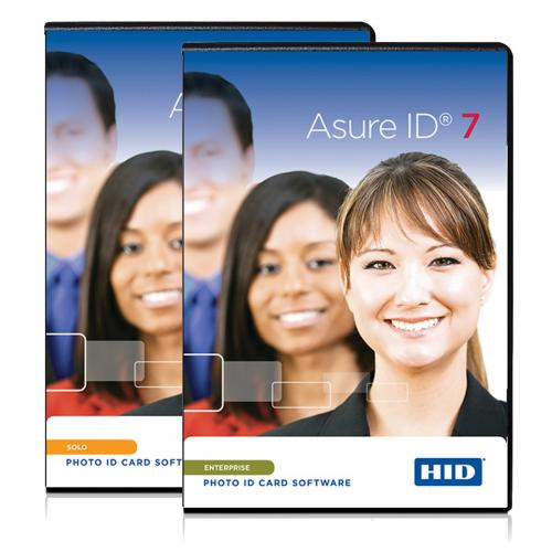 Upgrade from Asure ID Solo 7 to Enterprise�7�