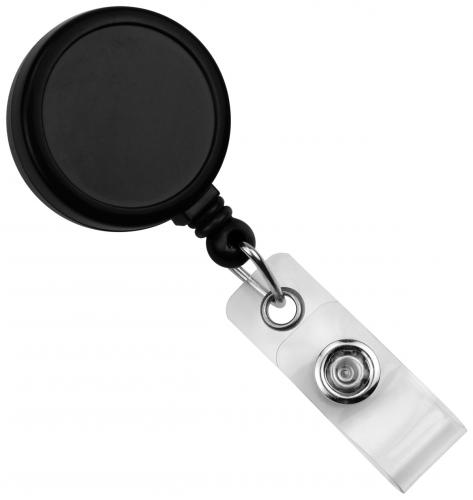 Round Max Label Reel With Strap Swivel Clip