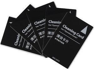 Evolis Avansia Adhesive Cleaning Card Kit (5pcs)