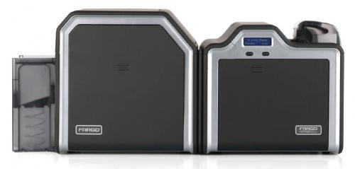 Fargo HDP5000 Single Sided Retransfer ID Card Printer with Single Sided Lamination