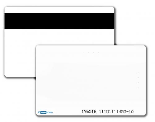 HID 1336 DuoProx II Cards - Printable with Magnetic stripe – Qty 100