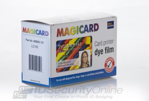 Magicard LC1 Color Ribbon - YMCKO - 350 prints