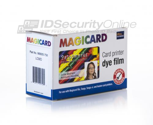 Magicard LC8-D Color Ribbon - YMCKOK - 300 prints