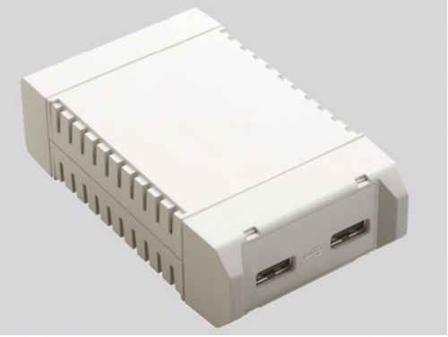 Zebra ZBR-PS300 Ethernet-to-USB Device Server