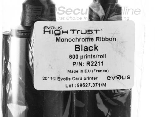 Evolis Black Monochrome Ribbon R2211