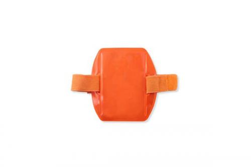 Orange Reflective Holders