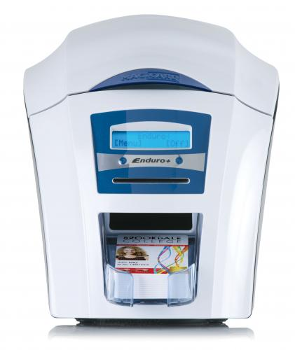 Magicard Enduro   Dual Sided ID Card Printer with Magnetic Encoding