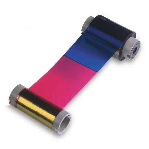 Fargo Full Color Ribbon - YMCFKO - 500 Prints