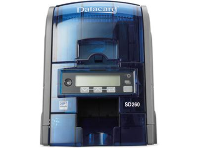 Datacard SD260 Single Sided ID Card Printer with Magnetic Encoder