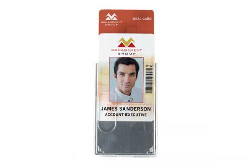 Rigid Shielded 2-Card Holder