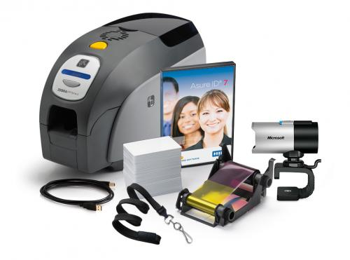 Zebra ZXP Series 3 School Photo ID System