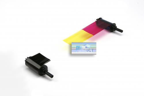NiSCA Full Color Ribbon, YMCK, 500 prints