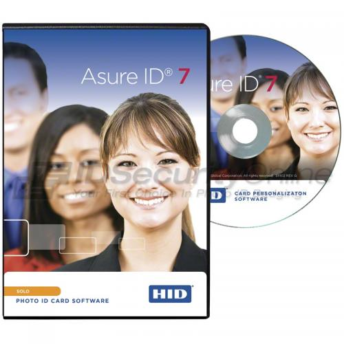 Asure ID Enterprise 7 Software